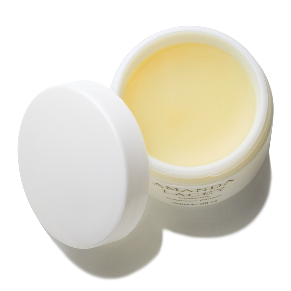 amanda lacey skincare fragrance luxury beauty facialist cleansing pomade products facials