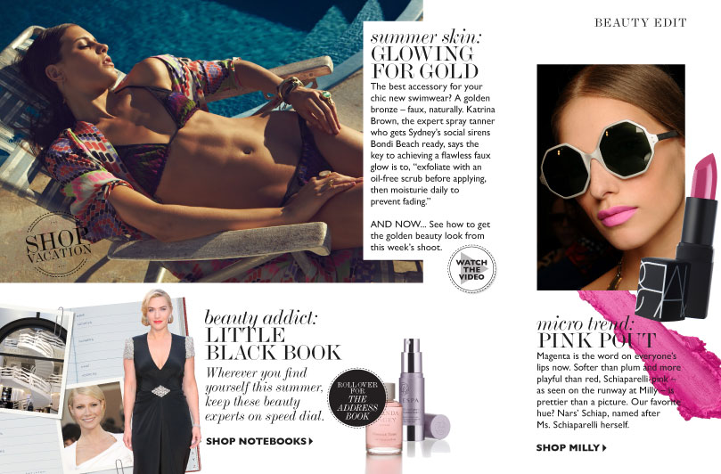 amanda lacey skincare fragrance luxury beauty facialist cleansing products facials press net-a-porter magazine feature