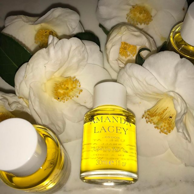 At 21 years oldThe Amanda Lacey Camellia Oil is ourhellip