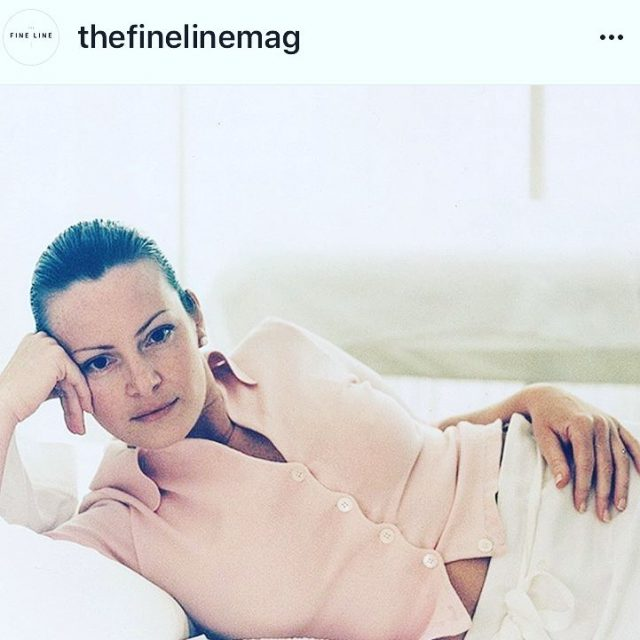 THE FINE LINE MAG USA thefinelinemag Amazing! Thanking you allhellip